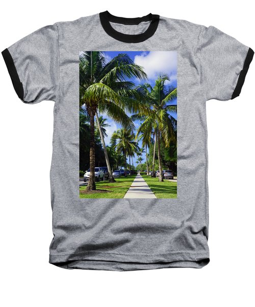 Broad Avenue South, Old Naples Baseball T-Shirt