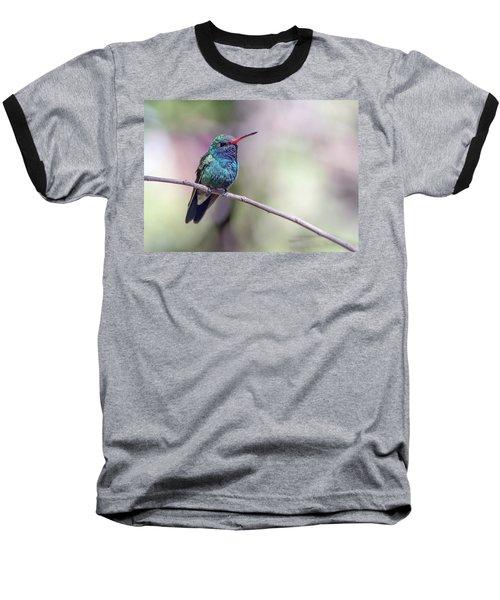Broad-billed Hummingbird 2008-031718-1cr Baseball T-Shirt