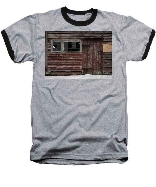 Broad Side Of A Barn Baseball T-Shirt