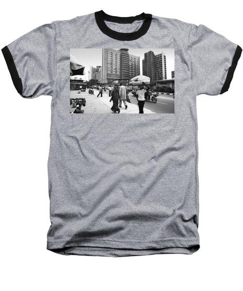 Broad Street -- Fmbn Baseball T-Shirt