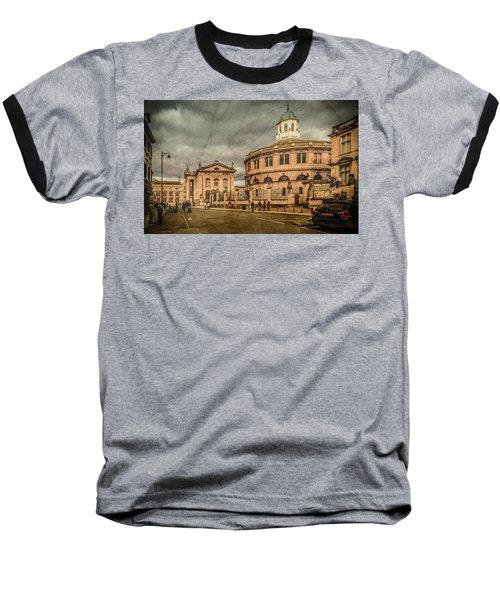 Oxford, England - Broad Street Baseball T-Shirt