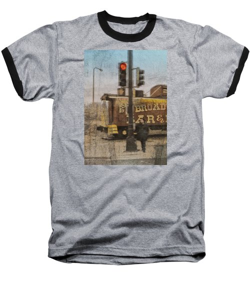 Broadway Bar Baseball T-Shirt