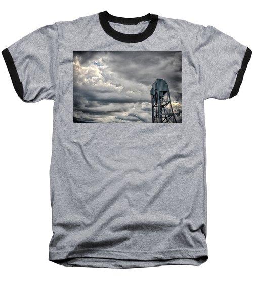 Broadway Bridge Hrd 3 Baseball T-Shirt