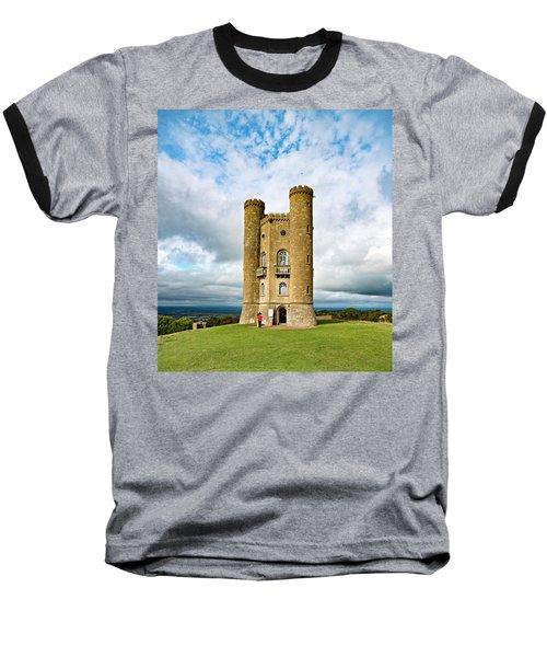 Broadway Tower Baseball T-Shirt