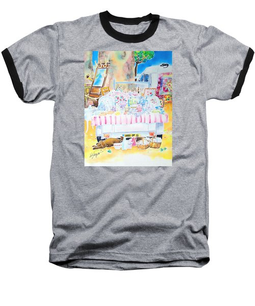 Brocante Baseball T-Shirt