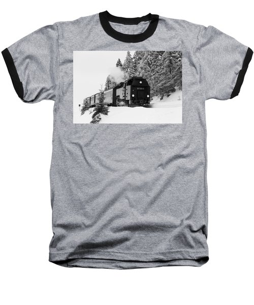 Brockenbahn, Harz Baseball T-Shirt