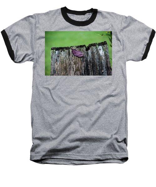 Brock's Leaf Baseball T-Shirt