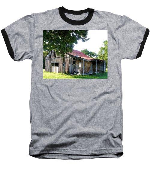 Brokedown Barn Baseball T-Shirt