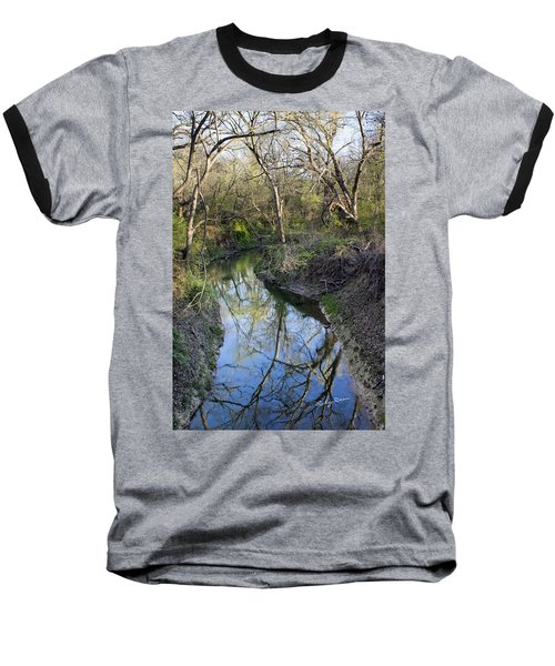 Broken Branch Creek Baseball T-Shirt