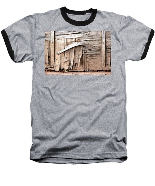 Broken But Beautiful Baseball T-Shirt