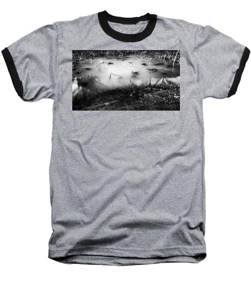 Broken Baseball T-Shirt