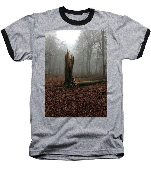 Broken Oak Baseball T-Shirt