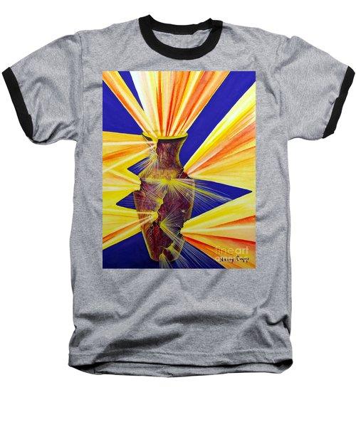 Broken Vessel Baseball T-Shirt