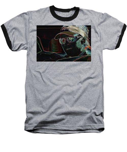 Broncos Fan Ge Baseball T-Shirt
