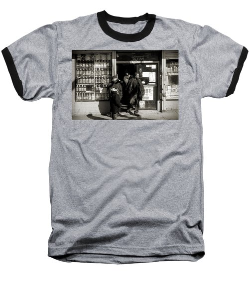 Bronx Scene Baseball T-Shirt