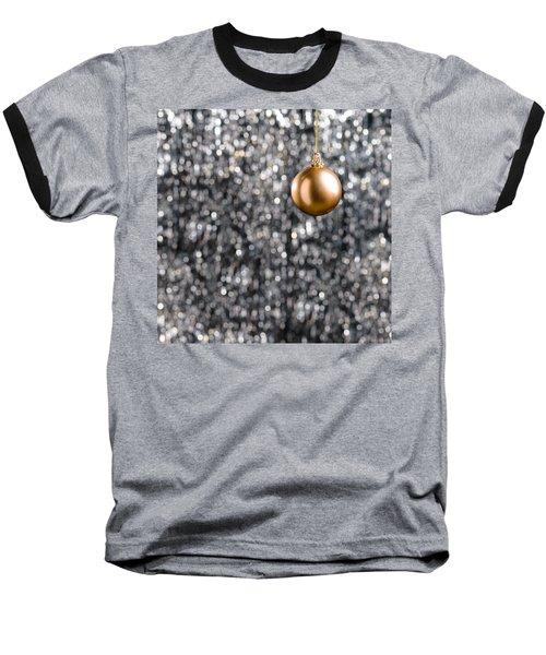 Baseball T-Shirt featuring the photograph Bronze Christmas  by Ulrich Schade