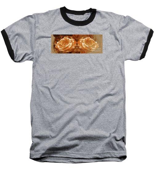 Bronzed Baseball T-Shirt