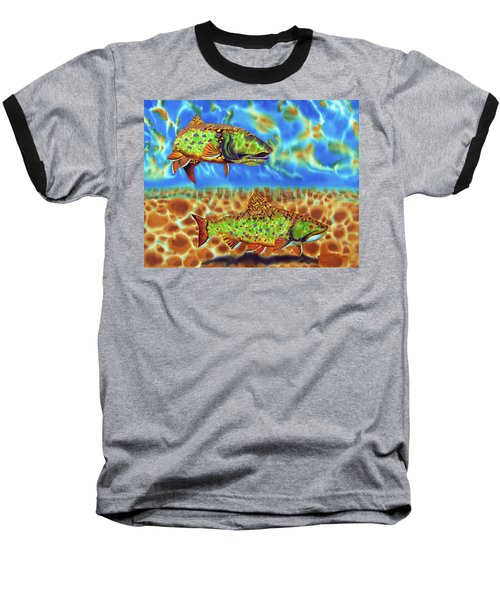 Brook Trout Baseball T-Shirt