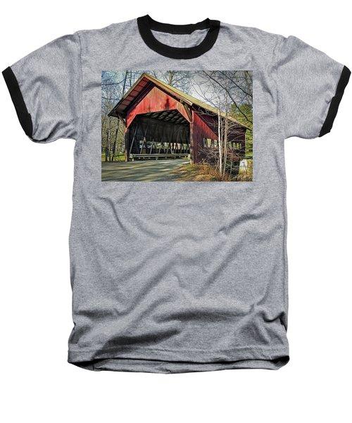 Brookdale Bridge Baseball T-Shirt