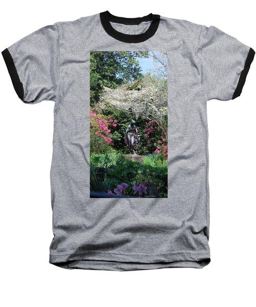 Brookgreen 3 Baseball T-Shirt