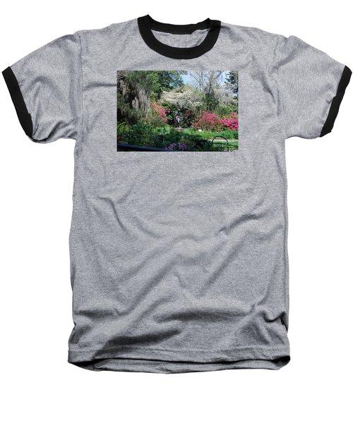 Brookgreen Gardens 2 Baseball T-Shirt