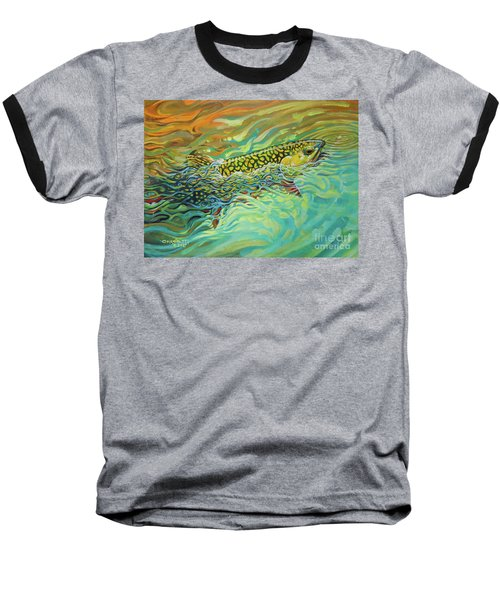 Brookie Flash Rework Baseball T-Shirt