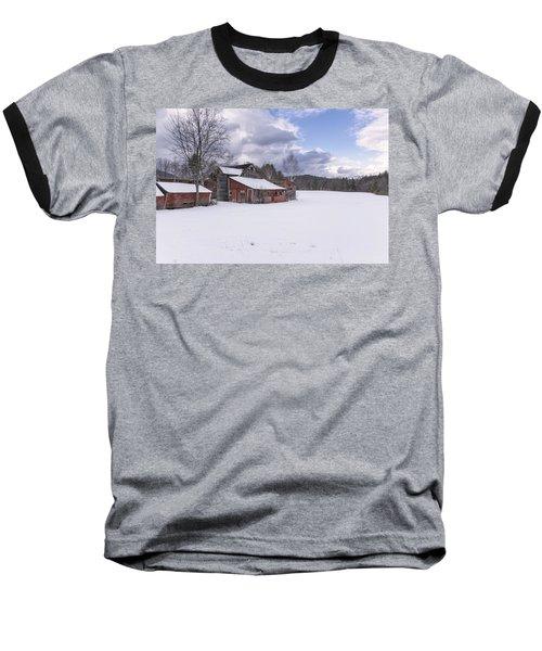 Brookline Winter Baseball T-Shirt