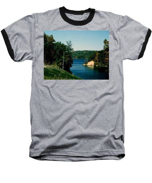 Brookville Lake Brookville Indiana Baseball T-Shirt