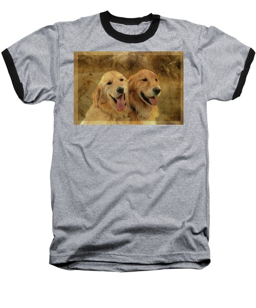 Brotherly Love Baseball T-Shirt