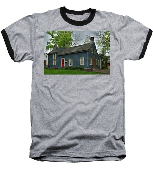 Brougham Cottage Baseball T-Shirt