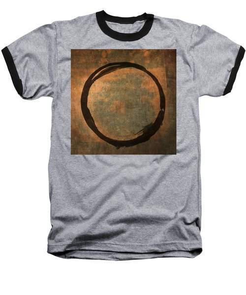 Brown Enso Baseball T-Shirt