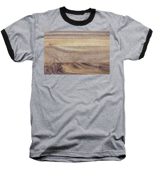 Baseball T-Shirt featuring the photograph Brown Rubber Wooden Tray Handmade In Asia by Jingjits Photography