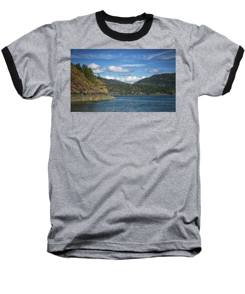 Browns Bay Baseball T-Shirt by Randy Hall