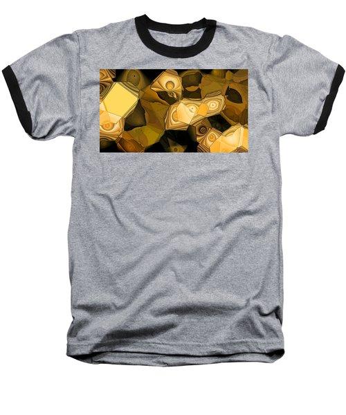 Browns Baseball T-Shirt by Ron Bissett