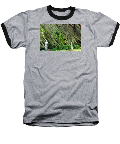 Baseball T-Shirt featuring the photograph Brownwell Memorial Park by Helen Haw