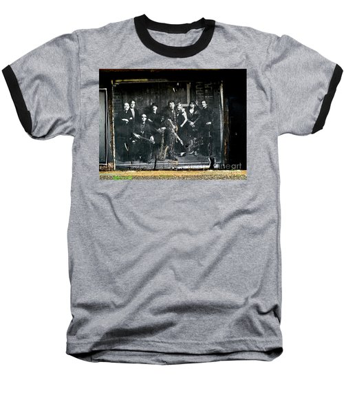 Bruce And The E Street Band Baseball T-Shirt
