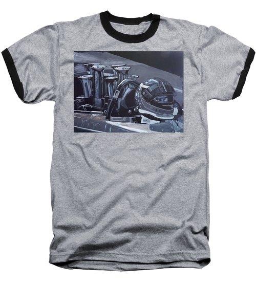 Bruce Mclaren Canam Baseball T-Shirt