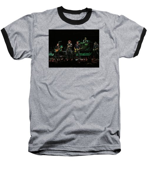 Bruce Springsteen And The E Street Band Baseball T-Shirt