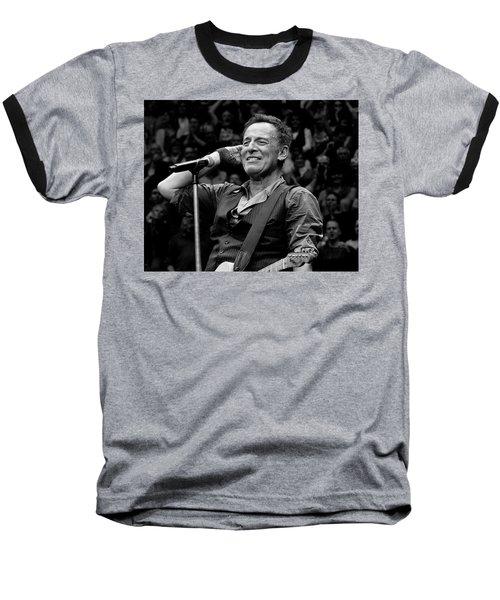 Bruce Springsteen - Pittsburgh Baseball T-Shirt