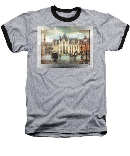Bruges, Belgium Baseball T-Shirt
