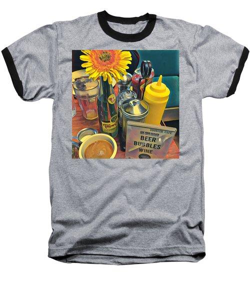 Brunch At Counter Cafe Baseball T-Shirt