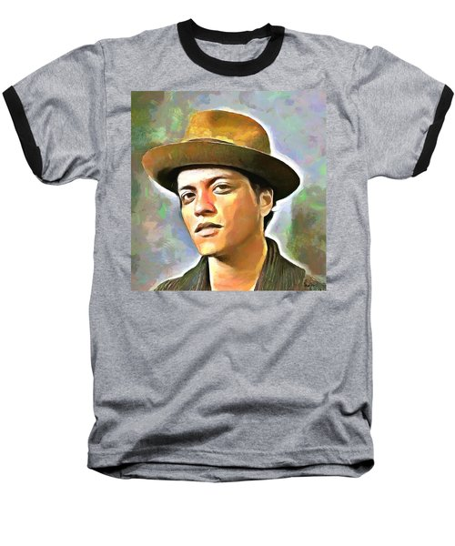 Bruno Mars Baseball T-Shirt