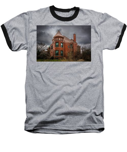 Brush Park  Baseball T-Shirt