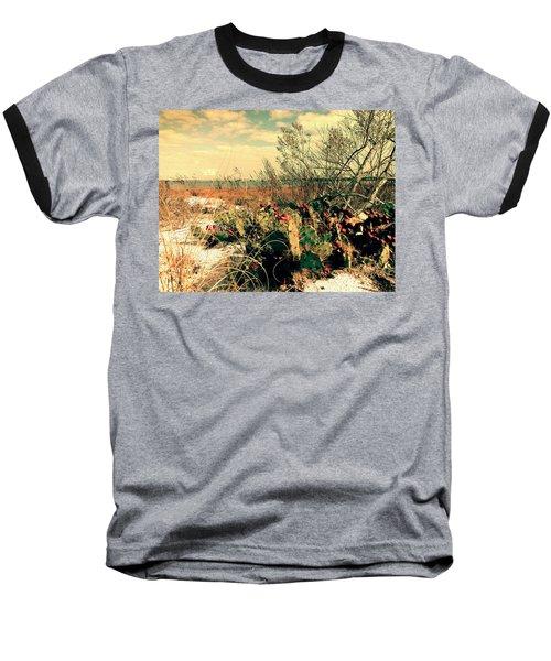 Brush Work Baseball T-Shirt