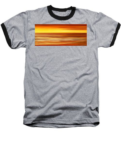 Brushed 3 Baseball T-Shirt