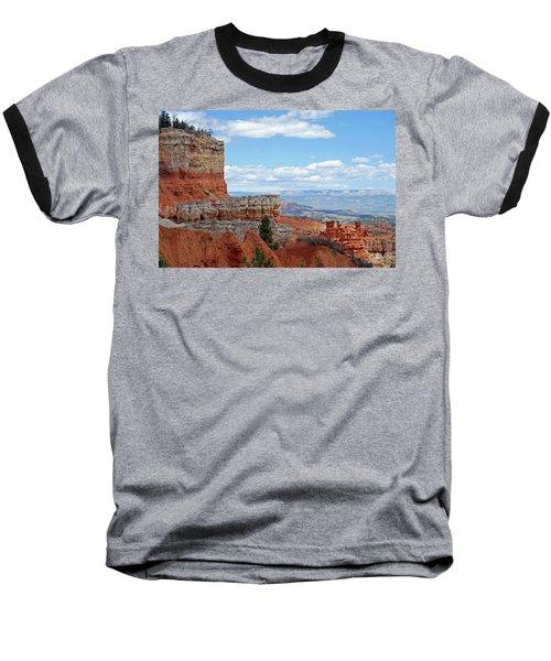 Bryce Canyon Baseball T-Shirt by Nancy Landry