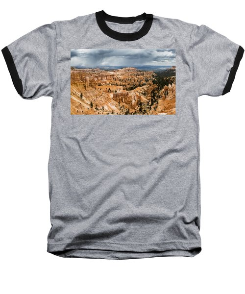 Bryce Canyon Storm Baseball T-Shirt