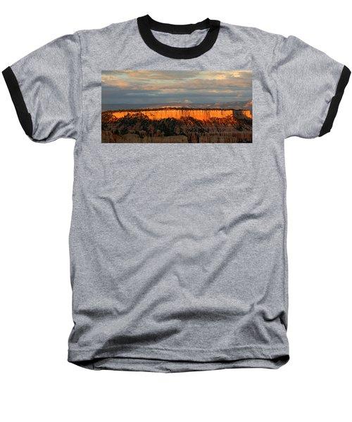 Bryce Canyon Sunset Baseball T-Shirt