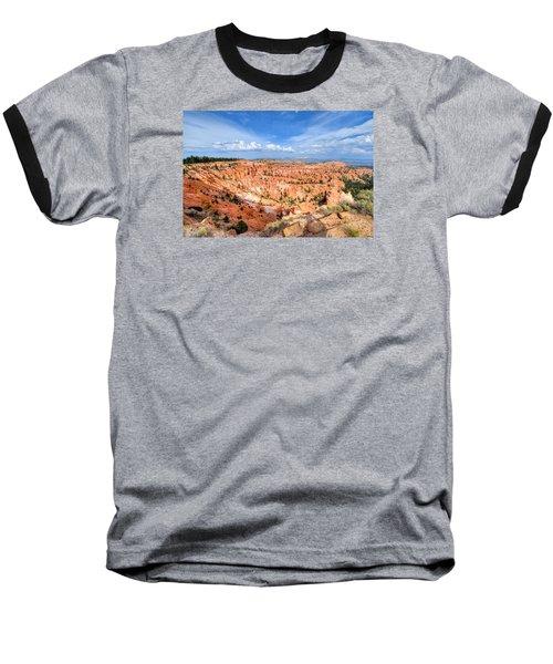 Bryce Canyon - Sunset Point Baseball T-Shirt