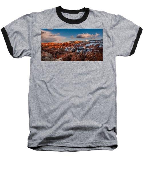 Bryce Sunset Baseball T-Shirt